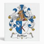Escudo de la familia de Deffner