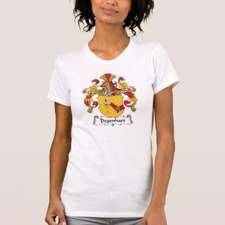 Escudo de la familia de Degenhart Camiseta