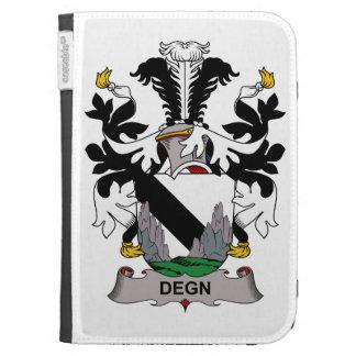 Escudo de la familia de Degn