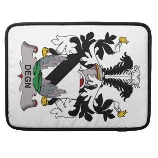Escudo de la familia de Degn Funda Macbook Pro