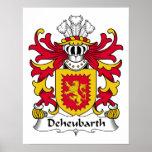 Escudo de la familia de Deheubarth Posters