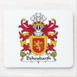 Escudo de la familia de Deheubarth Alfombrilla De Ratones