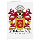 Escudo de la familia de Deheubarth Tarjetón