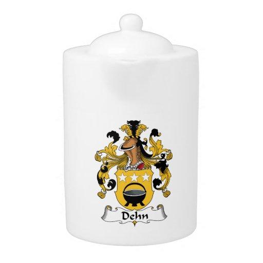 Escudo de la familia de Dehn