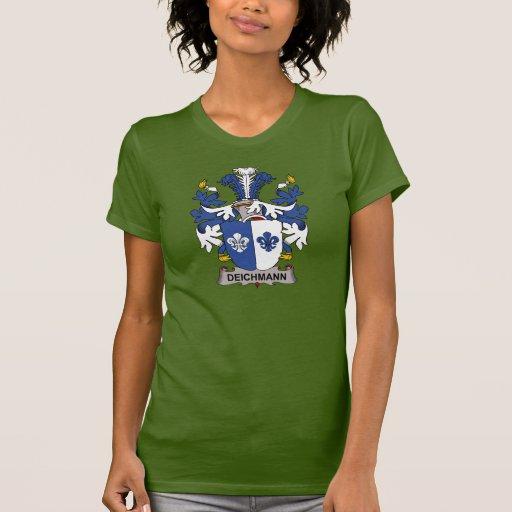Escudo de la familia de Deichmann Camiseta