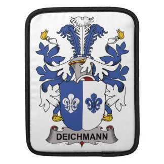 Escudo de la familia de Deichmann Mangas De iPad
