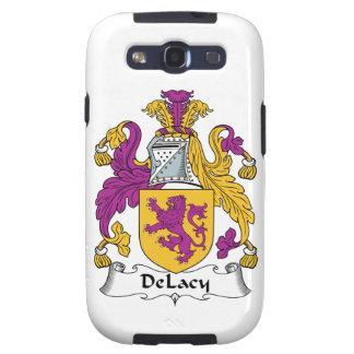 Escudo de la familia de DeLacy Galaxy SIII Protector