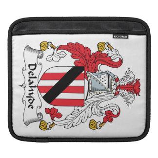 Escudo de la familia de Delahyde Manga De iPad