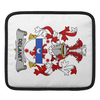 Escudo de la familia de Delaney Funda Para iPads