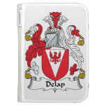 Escudo de la familia de Delap