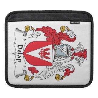 Escudo de la familia de Delap Mangas De iPad