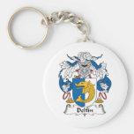 Escudo de la familia de Delfin Llavero
