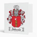 Escudo de la familia de Delvecchio