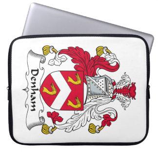 Escudo de la familia de Denham Manga Computadora