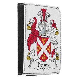 Escudo de la familia de Denny