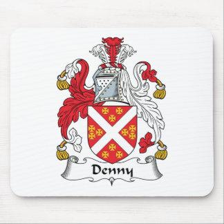 Escudo de la familia de Denny Mousepads