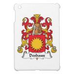 Escudo de la familia de Desbaux iPad Mini Funda