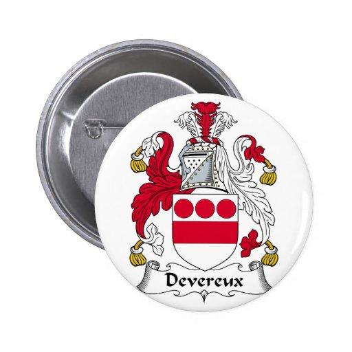 Escudo de la familia de Devereux Pins