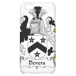 Escudo de la familia de Devers