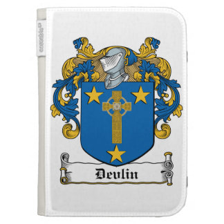 Escudo de la familia de Devlin