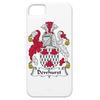 Escudo de la familia de Dewhurst iPhone 5 Fundas