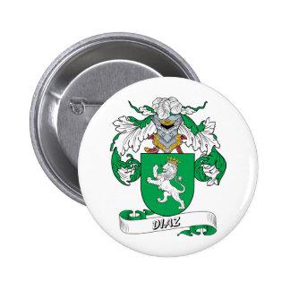 Escudo de la familia de Díaz Pin