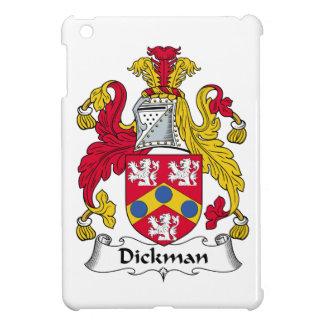 Escudo de la familia de Dickman iPad Mini Carcasa