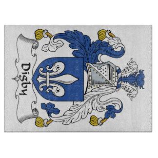 Escudo de la familia de Digby Tablas De Cortar