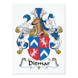Escudo de la familia de Ditmar
