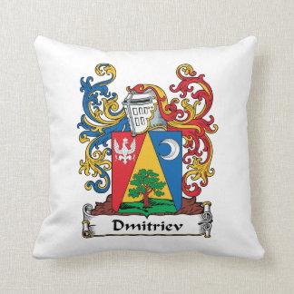 Escudo de la familia de Dmitriev Cojin