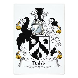 Escudo de la familia de Dobb Anuncio Personalizado