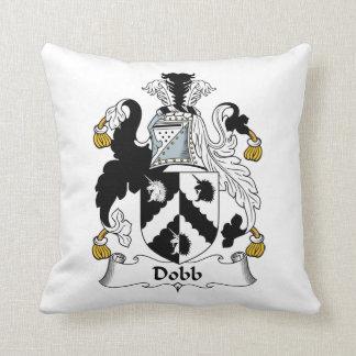 Escudo de la familia de Dobb Cojines