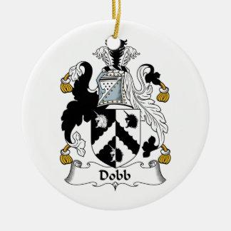 Escudo de la familia de Dobb Ornamentos Para Reyes Magos