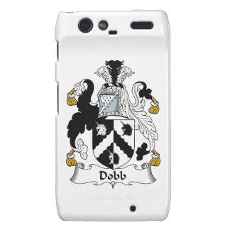 Escudo de la familia de Dobb Droid RAZR Fundas