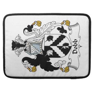 Escudo de la familia de Dobb Funda Para Macbook Pro