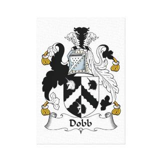 Escudo de la familia de Dobb Impresiones En Lona Estiradas