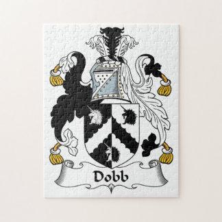 Escudo de la familia de Dobb Rompecabeza