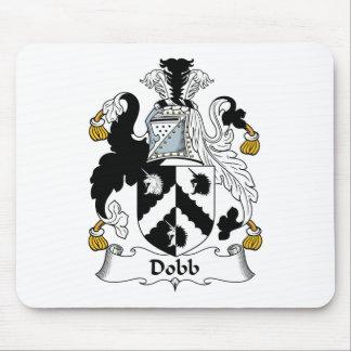 Escudo de la familia de Dobb Tapetes De Ratón