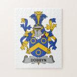 Escudo de la familia de Dobbyn Puzzles Con Fotos