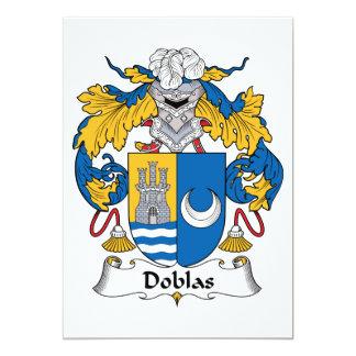 Escudo de la familia de Doblas Anuncios Personalizados
