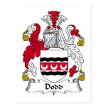 Escudo de la familia de Dodd Postal