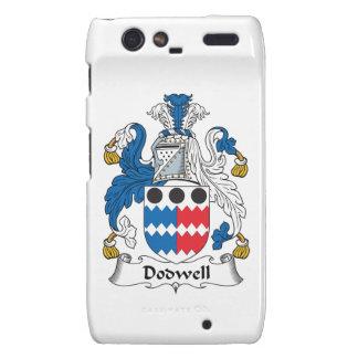 Escudo de la familia de Dodwell Droid RAZR Carcasas
