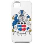 Escudo de la familia de Dodwell iPhone 5 Fundas