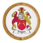 Escudo de la familia de Dogget