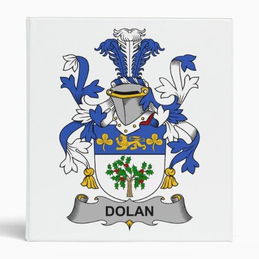 Escudo de la familia de Dolan
