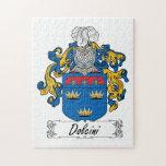Escudo de la familia de Dolcini Rompecabezas