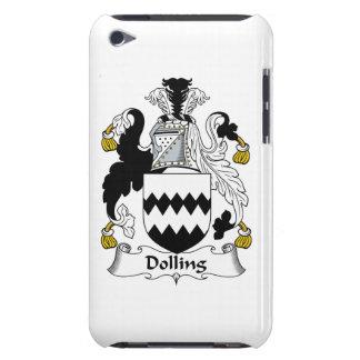 Escudo de la familia de Dolling Case-Mate iPod Touch Carcasas