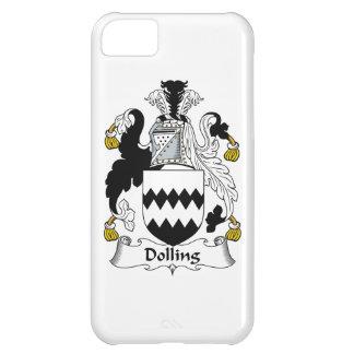 Escudo de la familia de Dolling Funda Para iPhone 5C