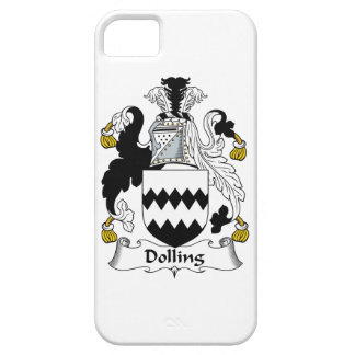 Escudo de la familia de Dolling iPhone 5 Carcasa