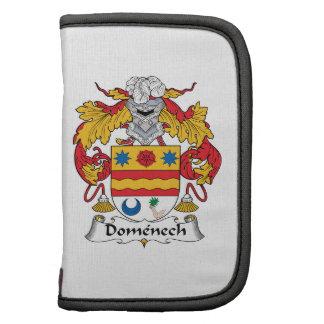 Escudo de la familia de Domenech Organizador